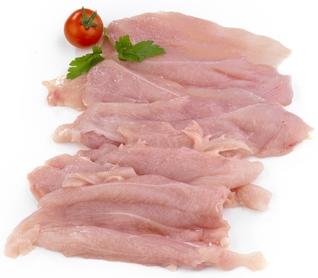 Receta de filetes de pollo rebozados con lim n for Cocinar 2 muslos de pollo